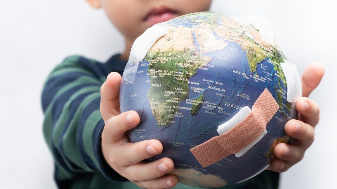 Parler du réchauffement climatique avec des enfants, trop compliqué ?